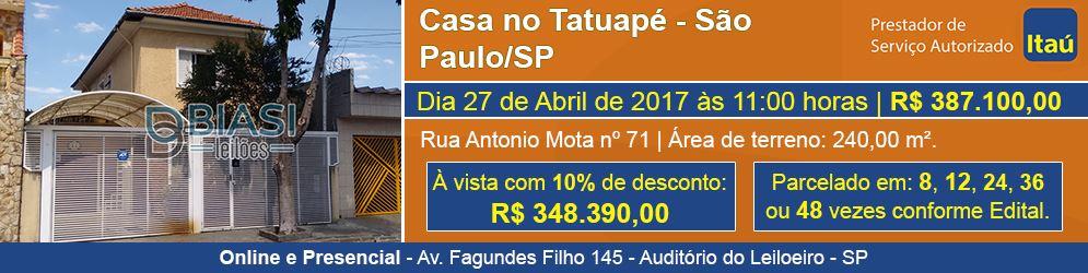 Banco Itau Lote 11